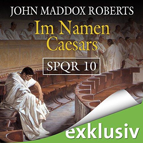 Im Namen Caesars Titelbild