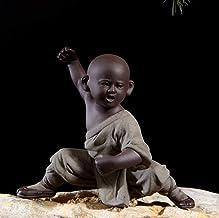 Sculptuur Decoratie - Creatieve Mode Kleine Monnik Sculptuur Standbeeld Keramische Woondecoratie Ambachten Chinese Stijl T...