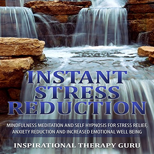 Instant Stress Reduction audiobook cover art