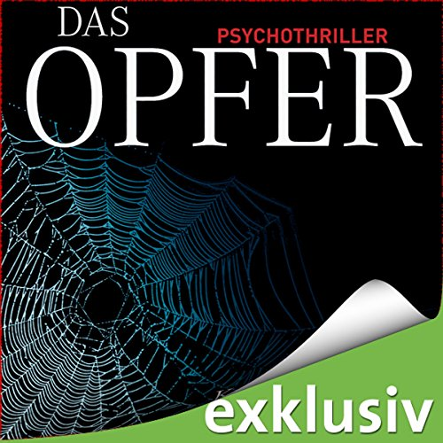Das Opfer audiobook cover art