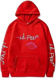 Lil Peep Hoodies Sweatshirt Black White Multicolored Cotton Unisex R.I.P Cry Baby Merchandise 1