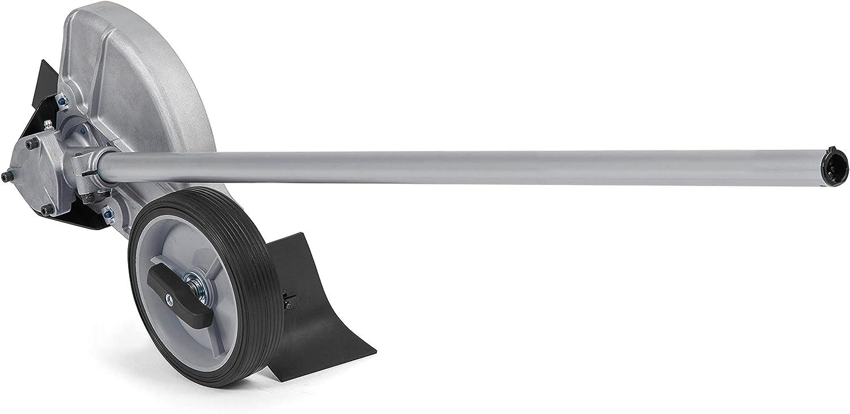 Husqvarna ESA850 Edger Attachment, Black/Silver : Patio, Lawn & Garden