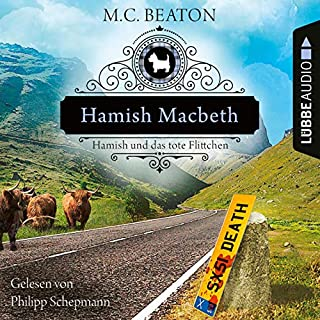 Hamish Macbeth und das tote Flittchen Titelbild