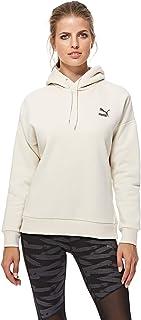 Puma Retro Hoody For Women, Size XL Beige