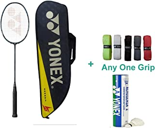 Yonex Voltric Z Force 2 with Yonex Badminton Overgrip