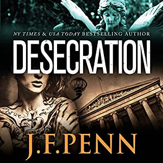 Desecration                   By:                                                                                                                                 J.F. Penn                               Narrated by:                                                                                                                                 Rosalind Ashford                      Length: 7 hrs and 57 mins     98 ratings     Overall 3.9