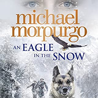 An Eagle in the Snow cover art