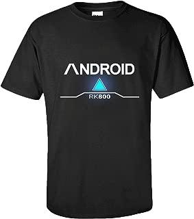ValorSoul Unisex 3D Printed T-Shirt Crew Neck Top Short Sleeve Tee