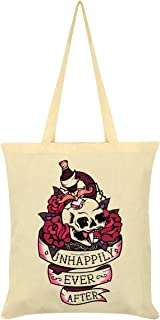 Unorthodox Unhappily Ever After Tote Bag Cream 38x42cm