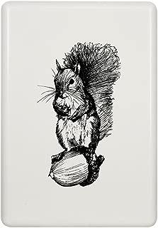 'Squirrel with Acorn' Fridge Magnet (FM00011457)