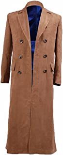 CosDaddy Brown Long Trench Coat