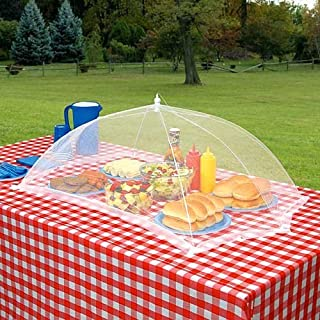M.V. Trading Giant Outdoor Tabletop Food Cover, 24