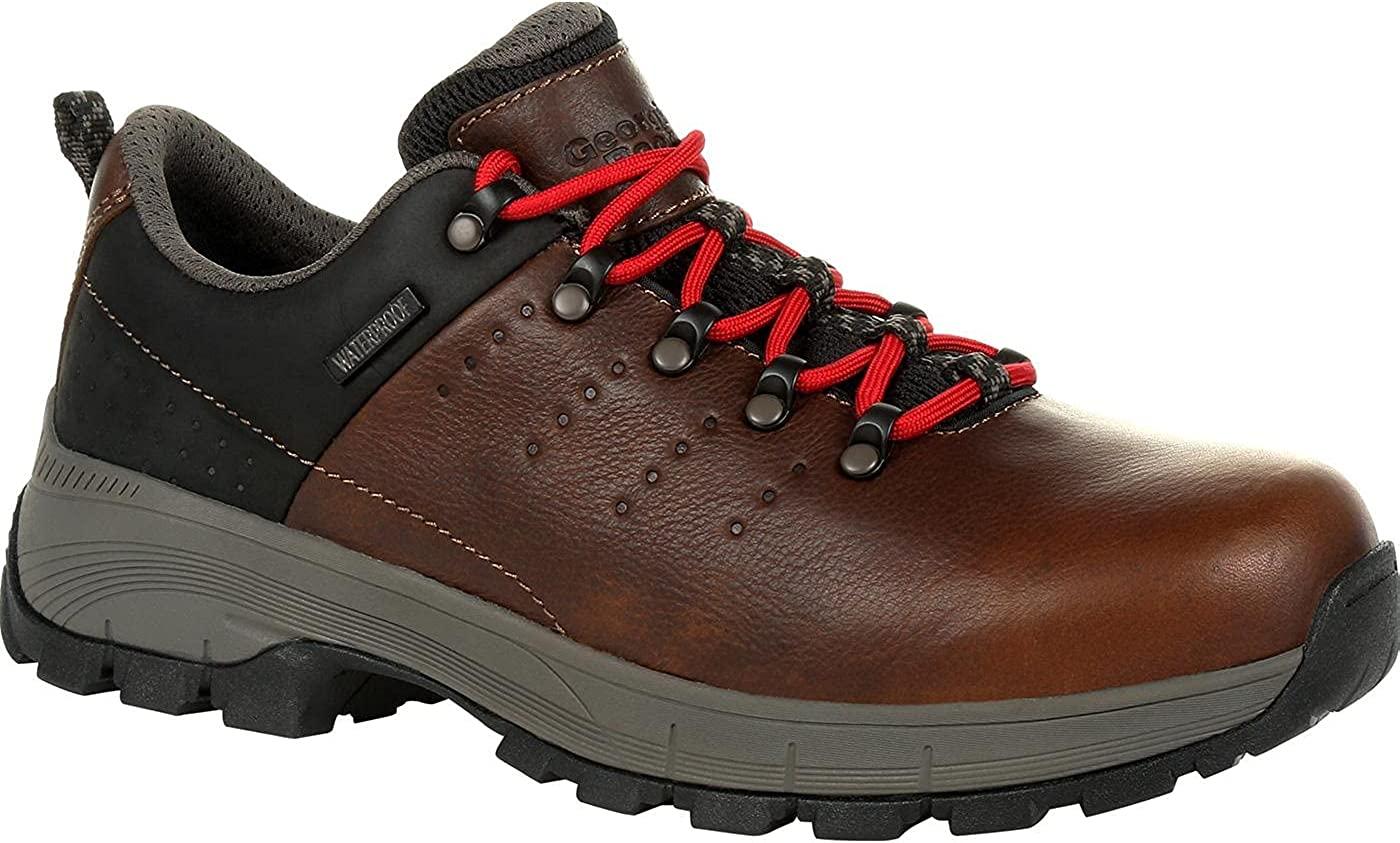 Georgia Boot Eagle Oxford Milwaukee Mall Trail Waterproof Some reservation