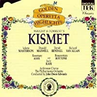 Wright & Forrest's Kismet (Golden Operetta Highlights)