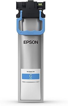 EPSON C13T945240 WF-C5XXX Serisi XL Cyan Orijinal Kartuş