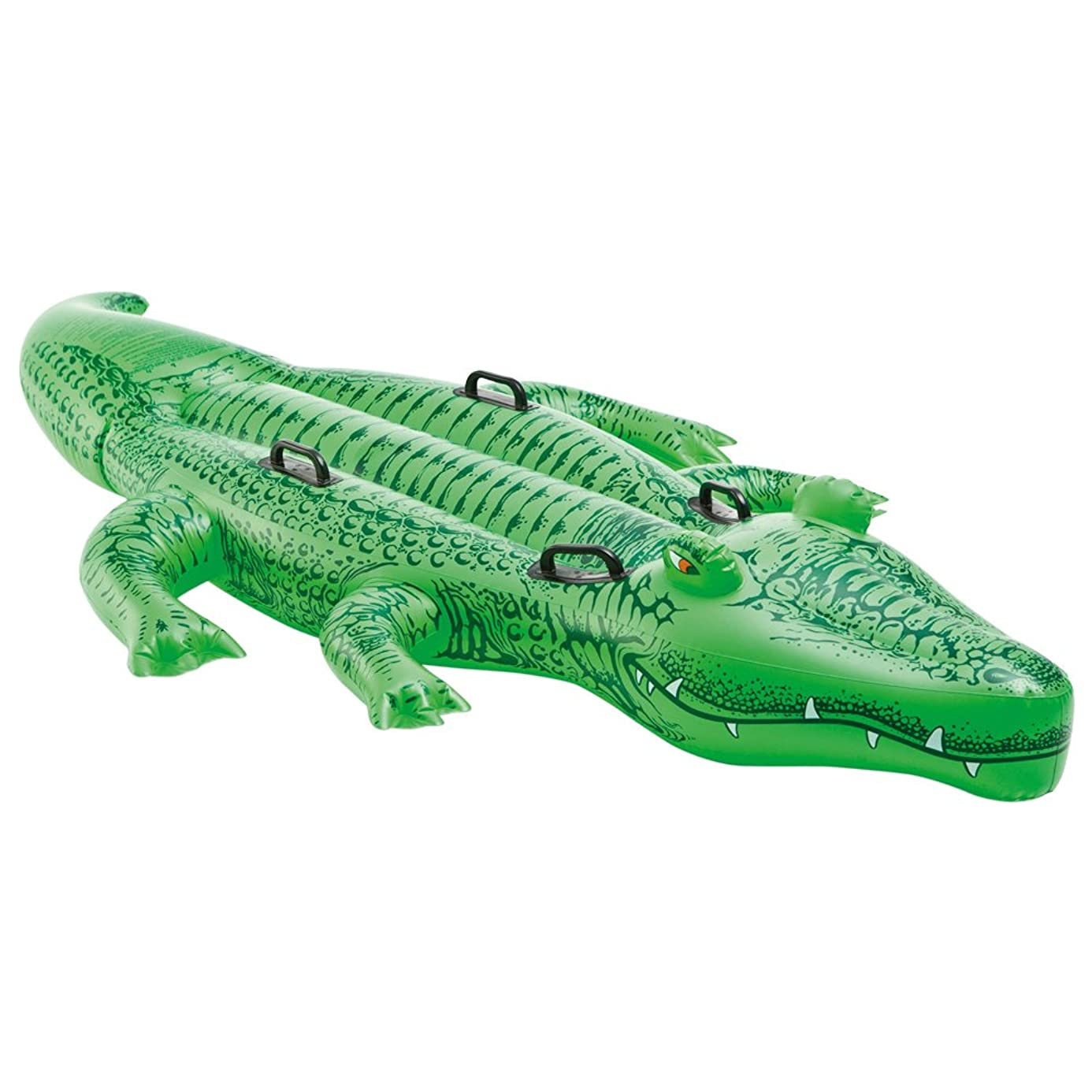 Intex Giant Gator Ride-On for Ages 3 and up