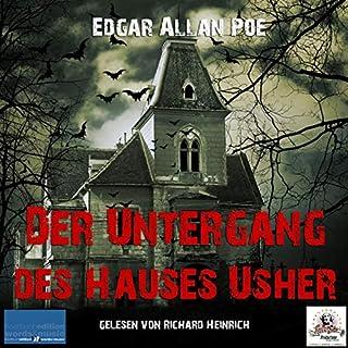 Der Untergang des Hauses Usher                   Autor:                                                                                                                                 Edgar Allan Poe                               Sprecher:                                                                                                                                 Richard Heinrich                      Spieldauer: 51 Min.     Noch nicht bewertet     Gesamt 0,0