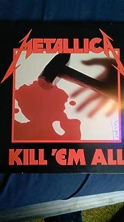 Kill 'Em All (Original Megaforce Release)
