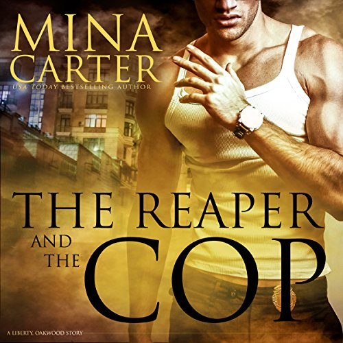 The Reaper and the Cop  By  cover art