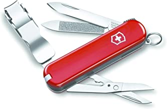 Victorinox VIC-0.6463.US1 Nail Clip 580 Red 65mm