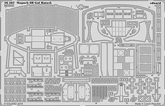 Eduard 1:35 Magach 6B Gal Batash for Academy Kit - PE Detail Set #36287