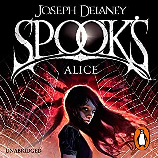 Spook's: Alice cover art