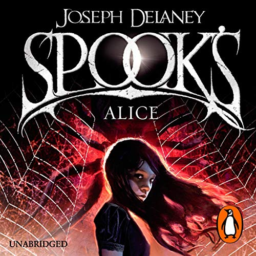 Spook's: Alice     Wardstone Chronicles 12              By:                                                                                                                                 Joseph Delaney                               Narrated by:                                                                                                                                 Annie Hemingway                      Length: 7 hrs and 9 mins     3 ratings     Overall 4.7