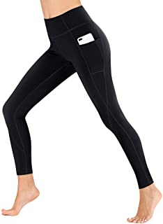 Yoga Pants with Pockets for Women Leggings with Pockets...