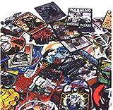 50 unids/pack Nueva Super Cool Star Wars Pegatinas para Equipaje Laptop Decal Skateboard Stickers Moto Bicicleta Coche Guitarra Frigorífico Sticker