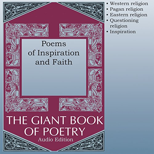 Poems of Inspiration and Faith audiobook cover art