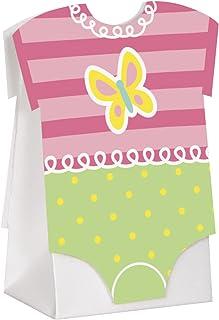 Unique Baby Shower Favor Boxes, Pink