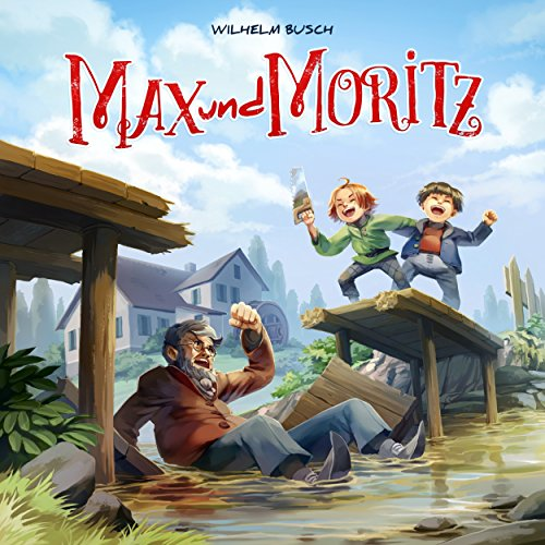 Max und Moritz  By  cover art