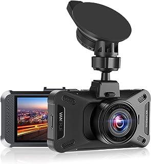 Vantrue X4 UHD 4K Dash Cam 3840x2160P 30fps, Super Capacitor 3 inch LCD Dash Camera 24H Parking Mode Car Camera with 160 D...