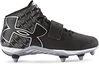 Under Armour Men's UA C1N Mid Football Cleat