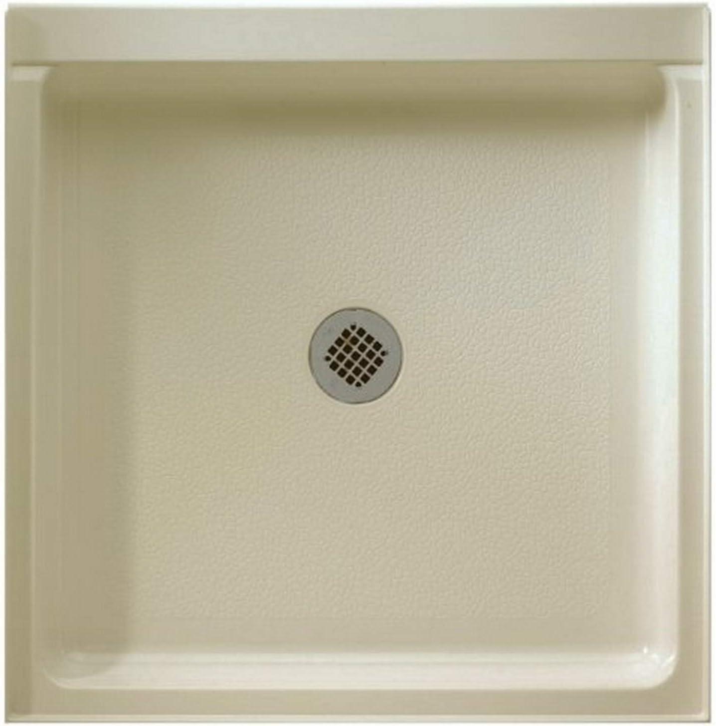 Swanstone Challenge the lowest price of Japan ☆ FF04236MD.037 Veritek Max 44% OFF Center Shower Drain Base 42-in