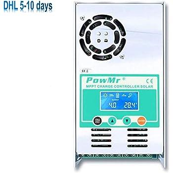 S3-50A Regolatore di carica solare MakeSkyBlue MPPT 30A 40A 50A 60A Versione V118 Display LCD Parametro regolabile