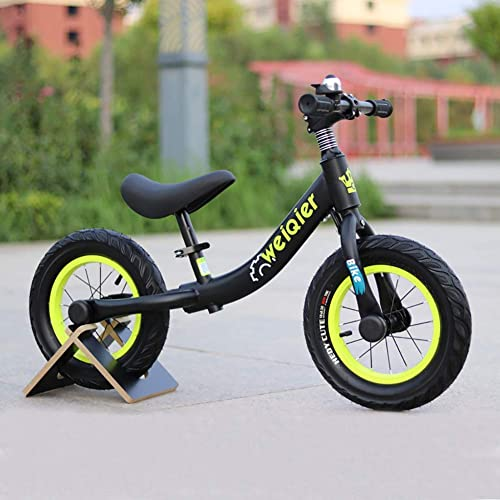clásico atemporal Niños Balance Bicicleta Bicicleta Bicicleta Portátil Sin Pedales Regulable Deporte Entrenamiento Regalo De Los Infantil(12 Pulgadas)  mas preferencial