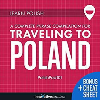 Learn Polish: A Complete Phrase Compilation for Traveling to Poland cover art