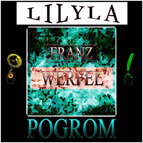Pogrom audiobook cover art