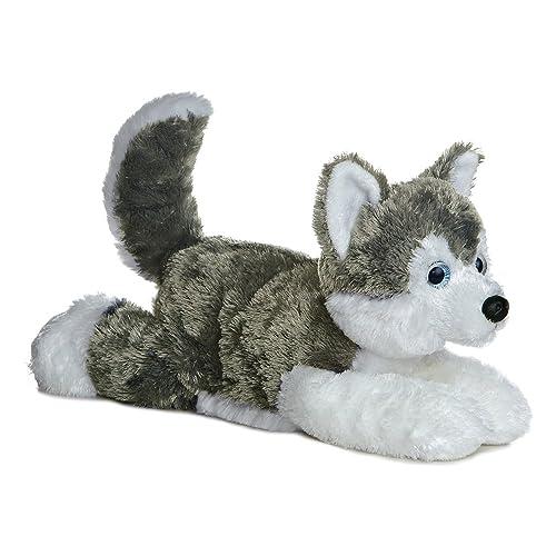 618de73aaeef Aurora World Flopsie Plush Siberian Husky Dog Shadow