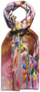 Kids Scarf Dream Catcher Scarves Winter Warm Shawl Wrap For Boys