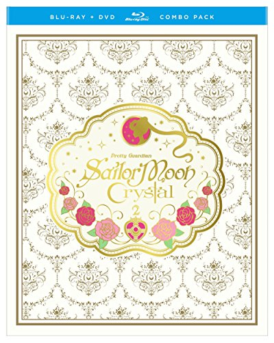 """Sailor Moon """"Crystal"""" Set 2 Limited Edition (BD/DVD combo pack) [Blu-ray]"""