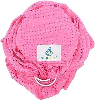 メッシュスリング SUKKIRi スッキリ リングスリング C0487 (ピンク)