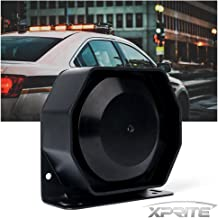 Xprite Compact 200 Watt High Performance Extra Slim Siren Speaker (Capable with Any 100-200 Watt Siren)