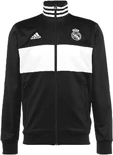Adidas - Chaqueta de chándal del Real Madrid, diseño de 3 Rayas ...
