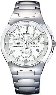 Festina Men's Chrono Watch F6698/1 With Steel Strap