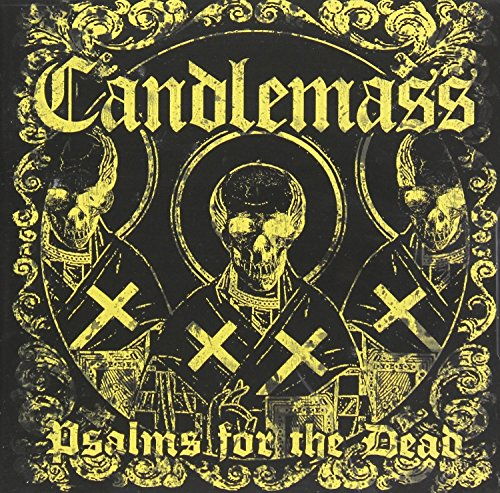 Candlemass: Psalms for the Dead (CD + Dvd) (Audio CD (Limited Edition))
