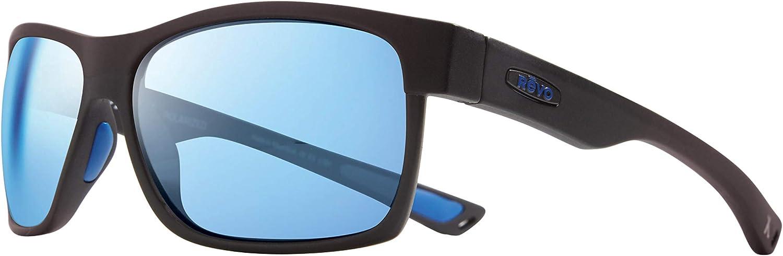 Revo Sunglasses Espen x Bear Grylls: Polarized Lens Filters UV, Sport Wrap Frame