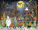 Vermont Christmas Company Little Goblins Halloween Countdown Calendar
