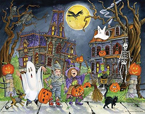 Vermont Christmas Company Kleine Kobolde Halloween Adventskalender